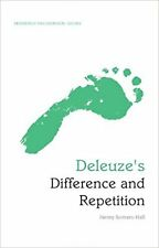 Deleuze's Difference and Repetition: An Edinburgh Philosophical Guide (Edinburgh