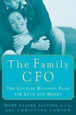 The Family CFO: The Couple's Business Plan for Love and Money