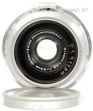 Carl ZEISS Biogon 1:2.8 f=3.5cm Contax & NIKON S Rangefinder fit 2.8/35mm Lens