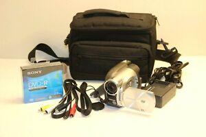 Genuine Panasonic VDR-D200 DVD-RAM/DVD-R/DVD-RW Video Camera Bundle Discs