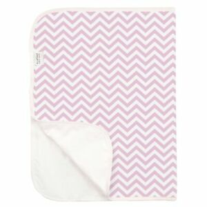 Kushies Baby Deluxe Change Pad, Terry Pink