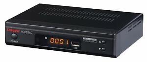 Labgear HDRS260 DVB-S2 Free to Air USB PVR Satellite Receiver USB 2.0