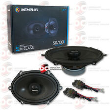 "BRAND NEW MEMPHIS MCX 5 x 7 INCH 2-WAY CAR AUDIO SPEAKER SYSTEM 5 x 7"""