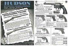 Hudson Sporting Goods 1937 Catalog