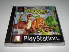 The Land Before Time Big Water Adventure Sony PS1 PS2 PS3 PAL Preloved *Complete