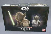 Star Wars Yoda 1/6 Model kit Bandai Japan NEW (IN STOCK) ***