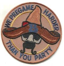 AFSOC DUSTOFF MEDEVAC PARARESCUE PEDRO PJ: We Pregame Harder than You Party