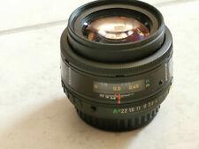 PENTAX/RICOH Pentax SMC F 50 mm F/1.4 AF Objektiv