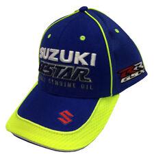 New - Suzuki Genuine Clothing - 2017 Moto GP Team Baseball Cap/Hat - 990F0-M7CAP