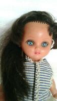 Rare et Ancienne poupée BELLA - années 50/60 - 33 cm