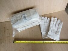 12 New Westchester Protective Gear Poly Cotton Size Large Work Gloves 790Nibt