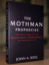 """Like New """"The Mothman Prophecies"""" by John A. Keel, Paperback: 352 Pages (2002)"""