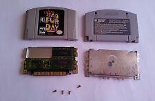 Conker's Bad Fur Day (Nintendo 64, 2001) Authentic Cartridge