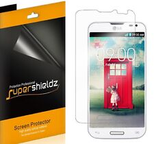 6X Supershieldz HD Clear Screen Protector Shield For LG Optimus L70 (MetroPCS)