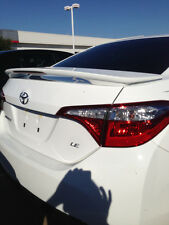 FOR TOYOTA COROLLA PRE-PAINTED Lighted Rear Spoiler Wing 2014-2015-2016