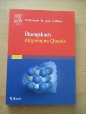Übungsbuch Allgemeine Chemie, Binnewies/Jäckel/Willner