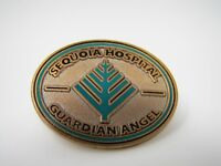 Collectible Pin: Sequoia Hospital Guardian Hospital Excellent Design