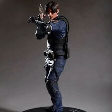 Game Resident Evil 2 Leon Scott Kennedy 1/6 Scale PVC Figure Statue New No Box