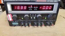 Sorensen/Xantrex LT18-5 Laboratory DC Power Supply 18V 5A