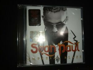 SEAN PAUL - IMPERIAL BLAZE. CD NEW SEALED