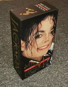 Michael Jackson The King Of Pop Complete Exclusive Remastered Import Boxset