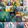 5D DIY Diamond Painting Peacock Beauty Cross Stitch Embroidery Mosaic Kit Home