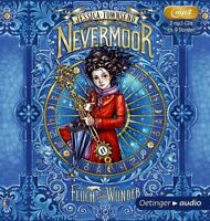 NEVERMOOR.FLUCH UND WUNDER - TOWNSEND,JESSICA  2 MP3 CD NEW