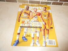 BRAND NEW UNREAD NO MAILING LABEL NBA GOLDEN STATE WARRIORS SPORTS ILLUSTRATED