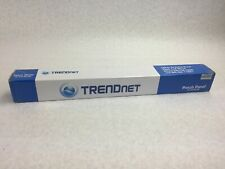 TRENDnet Patch Panel TC-P24C5E   Factory Sealed