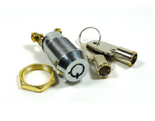 Philmore 30 10078 Spst On Or Off Position Tubular Barrel Key Switch