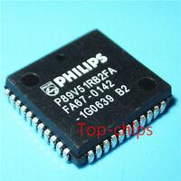 (1PCS) P89V51RB2FA,529 IC 80C51 MCU FLASH 16K 44-PLCC P89V51RB2FA 89V51 P89V51