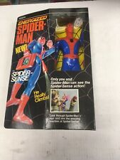Spider Man Energized Figure In The Box