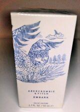 Abercrombie & Fitch Embark Eau de Cologne 50 ml Neu & OVP