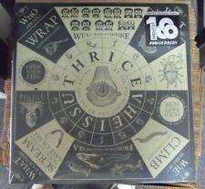 THRICE Vheissu 2xLP SEALED SRC Vinyl color vinyl reissue post-hardcore
