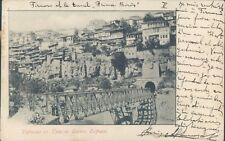 BULGARIA Tirnowa Tirnova Prince boris tunnel 1901 PC