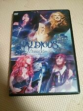 Aldious - District Zero Tour Live at Shibuya O-East DVD - Japan Girls Metal Rami