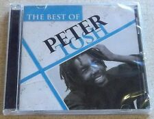 PETER TOSH The Best of SOUTH AFRICA Cat# CDCOL7540 Ships to USA for $10