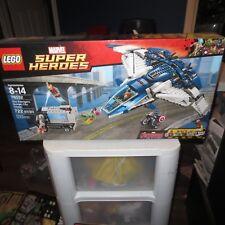 LEGO 76051 Super Hero Airport Battle Ant Man NIB Factory Sealed Marvel Civil War