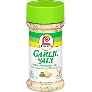Lawry's Coarse Ground With Parsley Garlic Salt