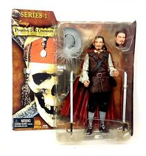 "Disney Pirates of the Carribean series 1 WILL TURNER 6"" figure COMPLETE by NECA"