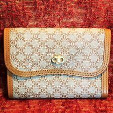 A Very Beautiful Vintage Celine Paris Leather Wallet