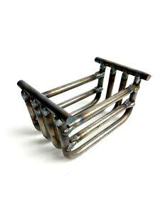 Updated Stainless Steel Replacement Burn Basket Burn Pot Wiseway Pellet Stove