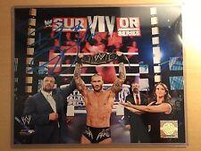 WWE Signed Randy Orton 8x10 WrestleMania Axxess