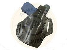 Armadillo Holsters Inc. Black Butterfly Belt Holster w/snap Colt 1911 G6SB-1911