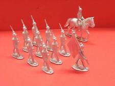 Zinnbrigade Zinnfiguren Infanterie Parade