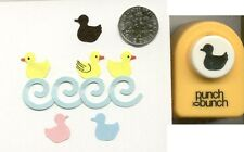 Small DUCK Paper Punch Quilling-Scrapbooking-Cardcraft