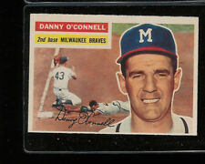 1956 TOPPS #272 DANNY O'CONNELL  NM