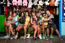 JERSEY SHORE CAST #2 FRIDGE LOCKER GLOSSY MAGNET SNOOKI PAULY D RONNIE SITUATION