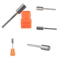 Carbide Nail Machine Drill Bits Acrylic Nail Professional Cuticle Clean Tool SD