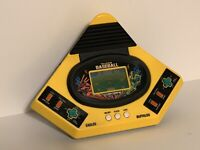 Talking Baseball VTech Video Technology Video Game Tested, No Battery Cover.